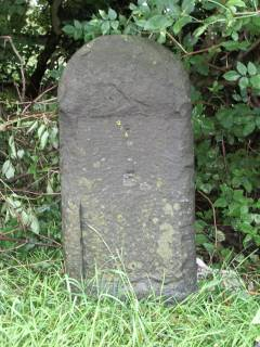 Milestone 7 on the route to Bristol from Falfield